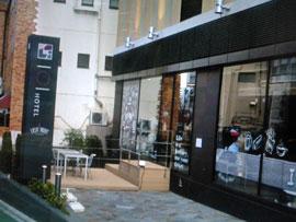 赤坂で出張マッサージを利用できるホテル「ホテルSUI赤坂 by ABEST」