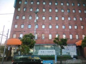 アパホテル東京木場