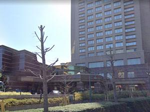 恵比寿出張マッサージを利用できるホテル「ウェスティンホテル東京」