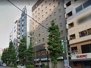 恵比寿出張マッサージを利用できるホテル「ホテルエクセレント恵比寿」