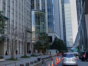 東京駅で出張マッサージを利用できるホテル「シャングリ・ラ-東京」