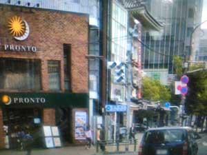 都営地下鉄1号線東銀座駅