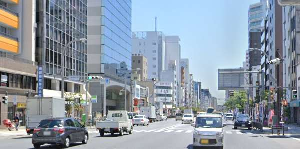 東京メトロ銀座線稲荷町駅