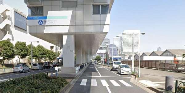 東京都港区海岸