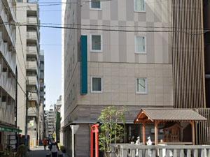 錦糸町出張マッサージを利用できるホテル「相鉄フレッサイン-東京錦糸町」