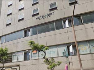 目黒出張マッサージを利用できるホテル「ホテルアベスト目黒」