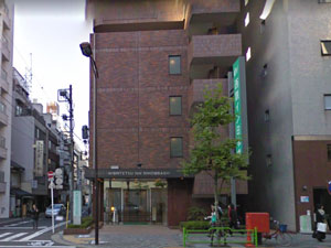 日本橋出張マッサージを利用できるホテル「西鉄イン日本橋」