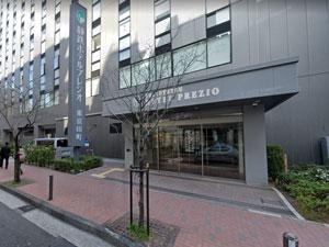 田町出張マッサージを利用できるホテル「静鉄ホテルプレジオ」